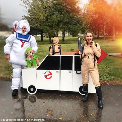 Ghostbusters Costume Halloween 2020